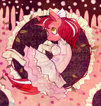 Red Ribbon by cassetterecorder