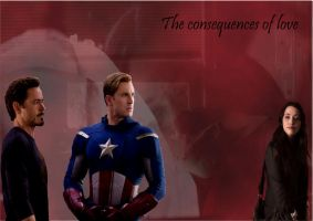 The Consequences of Love - Steve/Darcy/Tony by TheQueenofLight