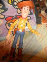 My Woody doll by YuiHarunaShinozaki