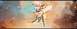 Naruto Uzumaki Sign by 00Petrix00