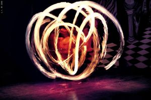 Dancing with Fire by erman-y