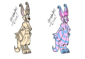 Crux adoptables by KaoriSkywalker