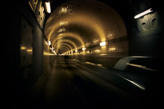 Tunnel Vision by meemo