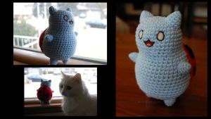 Catbug by aphid777