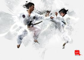 One Martial Art by dunnodt