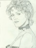 Bernadette Peters (again) by thebakerswife