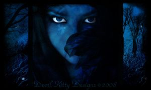 Blue Lady by DevilKittyDesigns