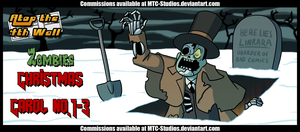 Zombies Christmas Carol #1-3 by MTC-Studio