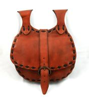 Medieval belt bag 1 by Thrish