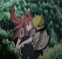 Minato and Kushina by 3spn4life