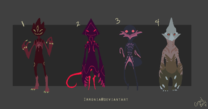 Humanoid Adopts [Open] by Immonia