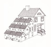 trapphus 1 by macen