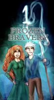 FROZEN BRAVERY - ONE DAY AWAY POSTER by thisistiffania