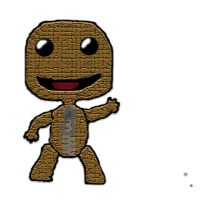 Sackboy by peopleface