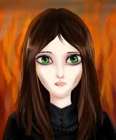 Fire! I'm in hell! by SashaAlice