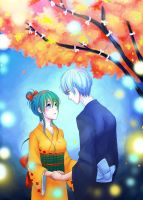 NNK(Event4): HaruMei by instantmiso