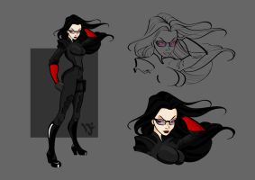 Baroness by LeoJere