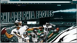 Philadelphia Eagles Issue by wPfil