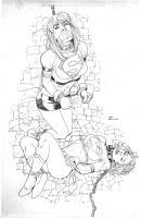 Supergirls in custody by Radius45
