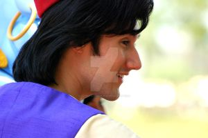 Aladdin by CaitrinXlXAnneliese