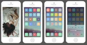 Clear iOS 7 [Mandolino] by pepeleon
