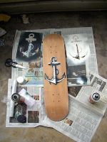 skateboard anchor by Ginjutsu