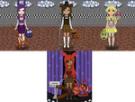 Five Nights on VirtualPopstar by shadowjess