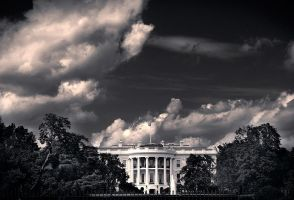 The White House by eddieguy