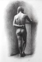 2012 Figure Study, Female by RBGuerra