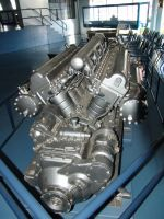 Packard PT Boat Engine 4 by Skoshi8