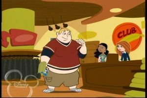 Fat Ron Stoppable by brown2002