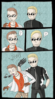An RE5 Question Answered. by QueenSquirrel