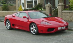 Ferrari 360 by Jeek-the-other-one