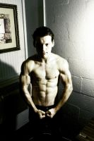 XAKARY MUSCLE SHOT 1 by exposureunlimited