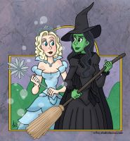 Wicked: For Good by StudioBueno