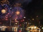 NDP Fireworks by Vallia