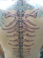 Spinal tap by madtattooz