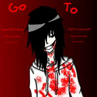 Jeff The Killer~ by PreistessOfTheNight