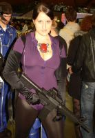 Jill Valentine Battlesuit: recovery by docwinter