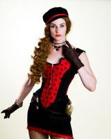 Pirate Wench by lillithsatine
