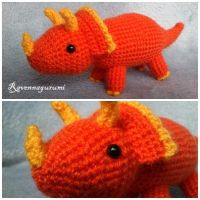 Triceratops by laine90