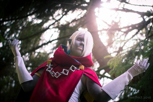 [COSPLAY] You may call me Lord Ghirahim by HanzuKing
