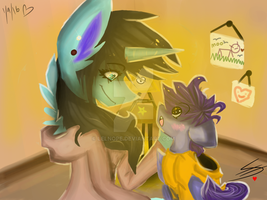 His Dream *request* by LELNOPE