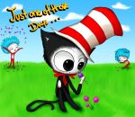 The Cat in the Hat :3 by CrumitieBlvd