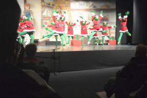 The Dance Company Christmas Show, The Grinches 9 by Miss-Tbones