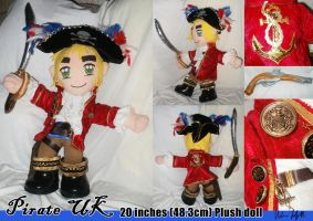 APH Large Pirate UK doll by Ubermidget