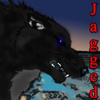 Wolf for JaggedEdge by DragonzFire95