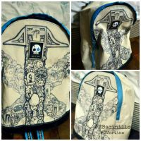 Doodle BAg by Mbacinillo