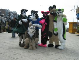 the suiters by FurryFursuitMaker