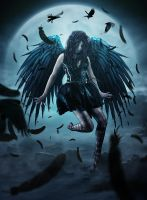 Dark angel by Hanphong